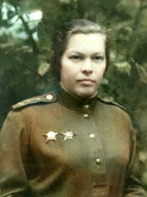 Киданова Мария Федоровна