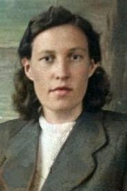 Быкова Варвара Степановна