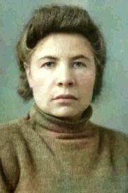 Тимофеева Евгения Гавриловна