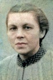 Левочкина Зоя Михайловна