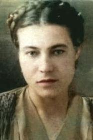 Ульянова (Александрова) Нина Андреевна