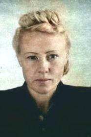 Лобина (Малкова) Анна Павловна
