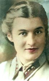 Пирогова (Тумашек) Мария Михайловна