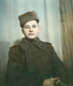 Бабушкин Астафий Александрович