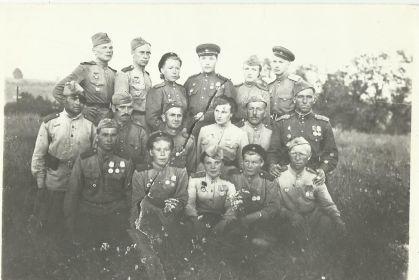 Санрота 66 сд 1944г.  Венгрия