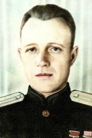 Погодин Дмитрий Дмитриевич- Герой Советского Союза, командир 1 танкового полка