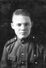 Шошин Владимир Петрович, 1925-?, мл. сержант, воздушный стрелок