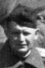 Федосов Михаил Иванович, 1910-?, лейтенант, лётчик