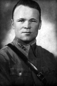 Ярусов Фёдор Егорович, 1912-1974, капитан, лётчик, командир звена
