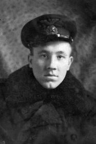 Сазоненков Михаил Иосифович, 1922-?, сержант технической службы