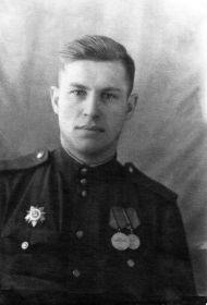 Шпаковский Георгий Владимирович, 1922-?, сержант, воздушный стрелок