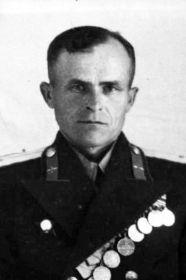 Рожнов Иван Андреевич, 23.02.1914-?, старшина тех. службы, техник-лейтенат, ст. техник-лейтенант