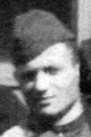 Резник Абрам Львович, 1922-?, ст. сержант тех. службы