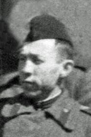 Школьник Семён Абрамович, 1919-?, мл. сержант, механик по вооружению