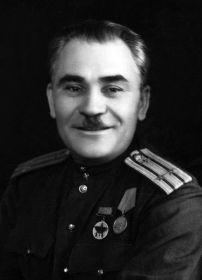 Панов Яков Павлович, 05.04.1899-?, подполковник, начальник штаба