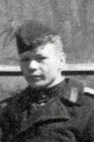 Чекунда Степан Яковлевич, 1922-?, мл. лейтенант, лётчик