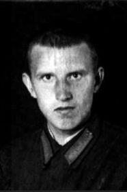 Смирнов Виктор Фёдорович, 24.04.1921- 23.12.1944, лейтенант, штурман