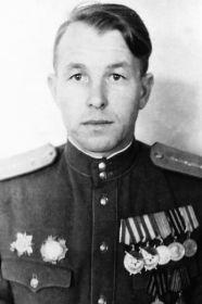 Боговой Василий Алексеевич, 1920-?, капитан, командир эскадрильи