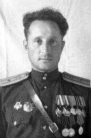 Севастьянов Евгений Михайлович, 09.02.1917-17.04.1999, капитан, командир эскадрильи