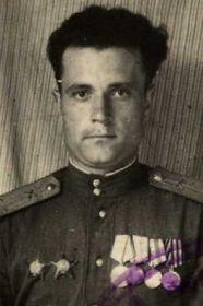 """Ремез Петр Трофимович 1922 года рожд., лейтенант 928 сп. Командир 1-го взвода батареи 76 мм пушек. Медаль """"За отвагу"""" - подвиг 19.08.1943 года."""