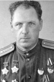 Павлюк Степан Дмитриевич 1906 года рожд., подполковник 928 сп 252 сд. Командир полка.