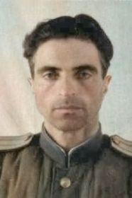 Сироткин Дмитрий Иванович- командир полка