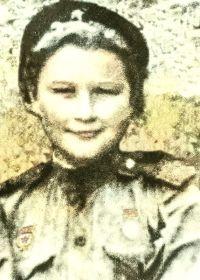 Алексеева Нина Лаврентьевна