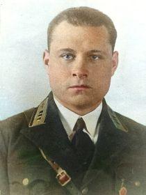Волков Алексей Николаевич- командир 7 га.ШАП