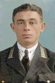 Хашпер Хаим Янкелевич- командир 7 га.ШАП