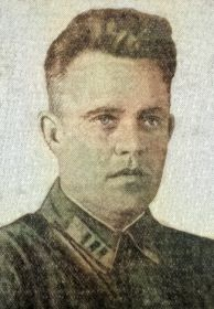 Гетьман Семен Григорьевич- командир 4 ШАП