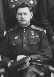 Гетьман Семен Григорьевич- командир 230 ШАД