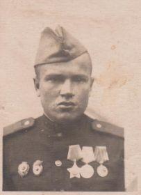Ручкин П.А. 01.05.1946 год