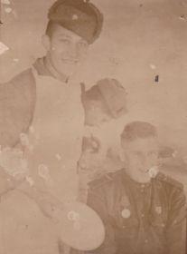 Друзья 1946 год