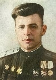 Ермилов Иван Афанасьевич- командир полка