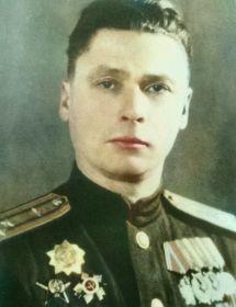 Кожемякин Александр Владимирович- командир 210 ББАП