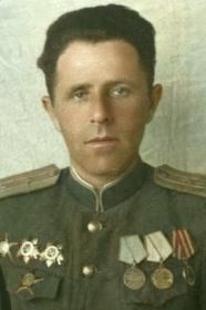 Порт Савва Саламонович- военком полка.