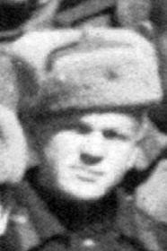 Барикин Алексей Петрович, 1922-?, мл. техник-лейтенант