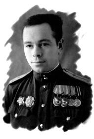 Алабушев Василий Андреевич, 28.02.1919-?, капитан, лётчик, комадир звена