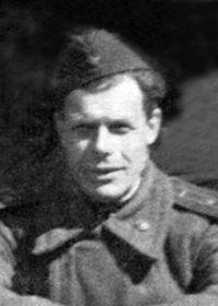 Балаев Александр Георгиевич, 04.08.1904-?, майор, парторг