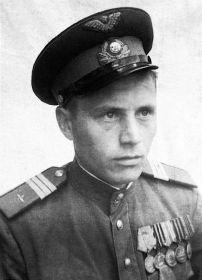 Лушников Николай Павлович, 1926-?, мл. сержант технической службы