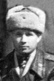 Лелюхин Василий Иванович, 09.05.1911-?, майор, замполит полка