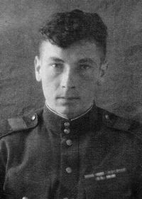 Захаров Иван Яковлевич, 1922-?, ст. сержант