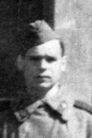Бойчук Гавриил Николаевич, 25.06.1918-?, сержант, механик по вооружению