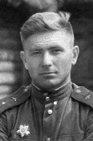 Иванов Василий Георгиевич, 1921-12.12.1944, лейтенант, лётчик