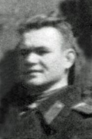 Морозов Пётр Герасимович, 1915-?, старшина