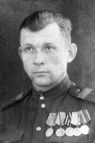 Дмитриев Иван Дмитрович, 1922-?, ст. сержант техслужбы