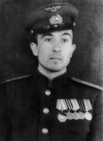 Клевин Николай Захарович 1922-01.09.1947, лейтенант, штурман