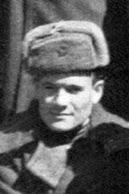 Кравчук Пётр Игнатьевич, 1921-12.12.1944, старшина, стрелок-радист