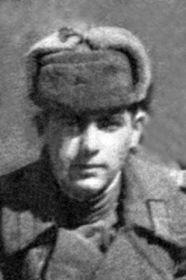Никифоров Пётр Георгиевич, 1924-?, ст. сержант техслужбы