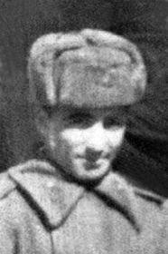 Ибрагимов Ибрагим Джамалович, 1917-05.02.1945